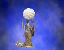 Exhibición de la artesanía de la joyería Imagen de archivo