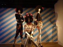Exhibición floral 4 de Macy Fotografía de archivo libre de regalías
