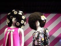 Exhibición floral 8 de Macy Fotografía de archivo