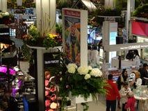Exhibición floral 45 de Macy Foto de archivo libre de regalías