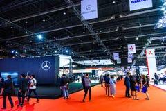 The Exhibit Car at The 36th Bangkok International Motor Show  Royalty Free Stock Photo