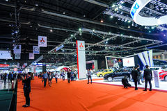 The Exhibit Car at The 36th Bangkok International Motor Show  Stock Images