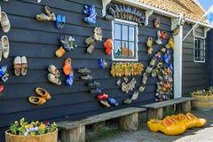 Exhibit Factory Museum of clogs (klomp) Stock Image