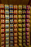 Exhibit Factory Museum of clogs (klomp) Royalty Free Stock Images