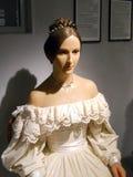 Exhibit of wax museum in Odessa Stock Photo