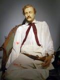 Exhibit of wax museum in Odessa Stock Photos