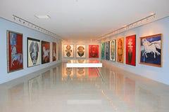 Exhibition Royalty Free Stock Photos