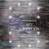Exhibition Royalty Free Stock Image