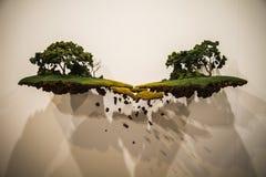Exhibition.Begin 2014 ARCO, международное современное искусство f Стоковое Изображение RF