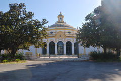 The Exhibition Casino Seville Stock Photo