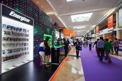 Exhibition centre interior Stock Photography