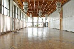 Exhibition hall Stock Photos