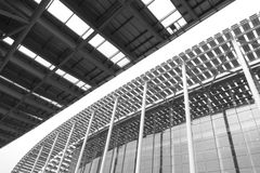 Exhibition hall. In the Guangzhou city Stock Photo