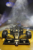 F1 Lotus JPS 98T, 1986 Royalty Free Stock Photo