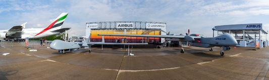 Free Exhibition ILA Berlin Air Show 2018 Royalty Free Stock Image - 118019026