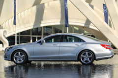Mercedes Benz Stock Photography