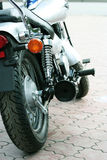 exhibition motorcycle Royaltyfri Foto