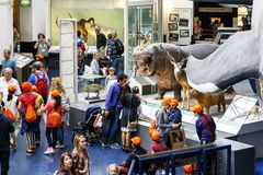 Free Exhibition Of The Museum In Natural History, London Royalty Free Stock Photos - 110184908