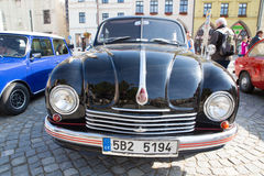 Exhibition of old cars,   Jihlava, Czech Republic Stock Images