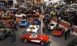 Exhibition - Retro Classics Stock Images