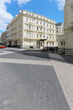 Exhibition Road Royalty Free Stock Photo