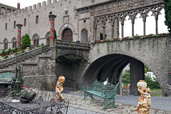 Exhibition San Pellegrino in Fiore in Viterbo - Italy Stock Photography