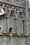 Exhibition San Pellegrino in Fiore in Viterbo - Italy Royalty Free Stock Photo