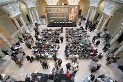 Exhibition of Tutanchamun Royalty Free Stock Image