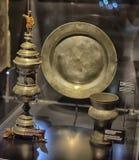 Exhibits Historical Museum of Estonia Stock Photos