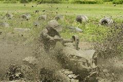 Existencias del fango de Chuggars Fotos de archivo