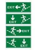 Exit Stock Photos