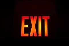 Exit Stock Photos