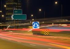 exit στοκ φωτογραφία