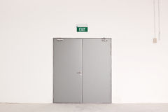 Exit Royalty Free Stock Photo
