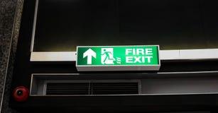 Free Exit Hallway Security Stock Photos - 32941023