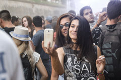 Free EXIT Music Festival 2015 Royalty Free Stock Photo - 57917775
