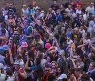 EXIT music festival 2015 Stock Photo