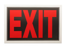 Free Exit Sign Royalty Free Stock Photography - 31398587
