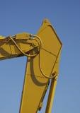 Exkavator-Detail stockfotografie