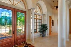 exklusiv dörr 2 långt Royaltyfri Bild