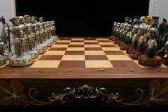 Exklusiv schackOstap böjapparat Arkivfoton