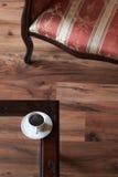 exklusiv varm omgivning för cofee Royaltyfria Bilder
