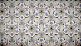 Exklusive Blumentapete des abstrakten rosa Goldluxus Lizenzfreie Stockbilder