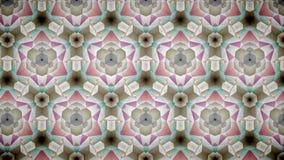 Exklusive Blumentapete des abstrakten rosa Goldluxus Lizenzfreies Stockfoto