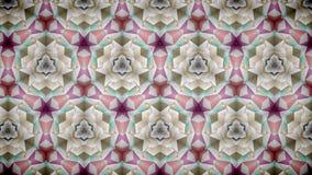 Exklusive Blumentapete des abstrakten rosa Goldluxus Stockbilder