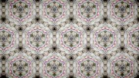 Exklusive Blumentapete des abstrakten rosa Goldluxus Lizenzfreie Stockfotografie