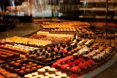 Exklusive Schokolade Stockbilder