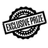 Exklusiver Prize Stempel Stockbild