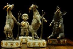 Exklusivt nationellt schack Royaltyfria Bilder