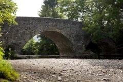 Exmoor桥梁 免版税库存图片